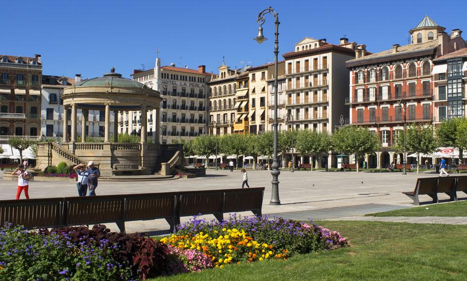 Turismo por Pamplona